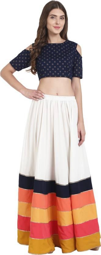 6446f584a6 Nayo Women's Top and Skirt Set - Buy Nayo Women's Top and Skirt Set ...