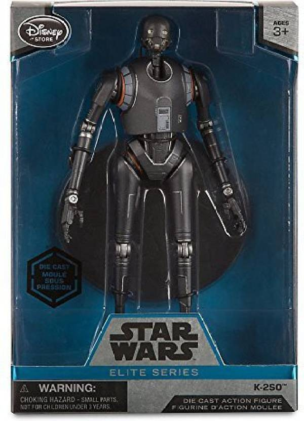 Star Wars K-2So Elite Series Die Cast Action Figure - 6 1/2