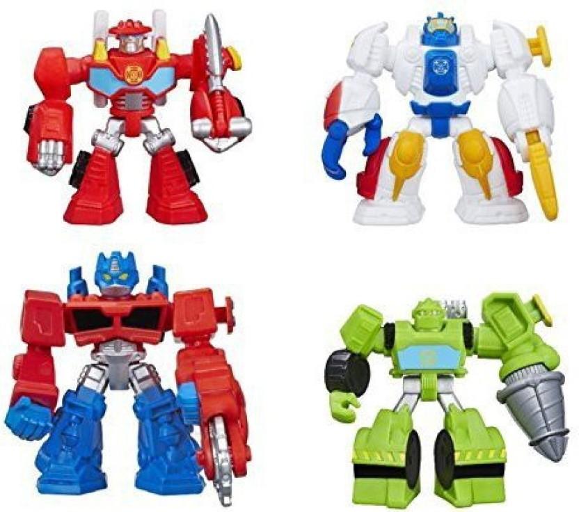 Playskool Heroes Transformers Rescue Bots Figura casuale