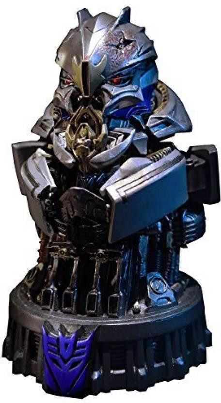 Tomy Premium Bust / Transformers: Star Scream Polystone Bust