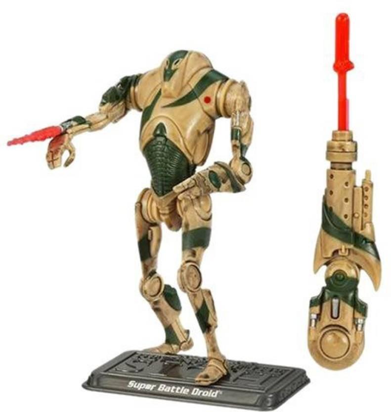 Hasbro Star Wars - The Saga Collection - Basic Figure - Super Battle