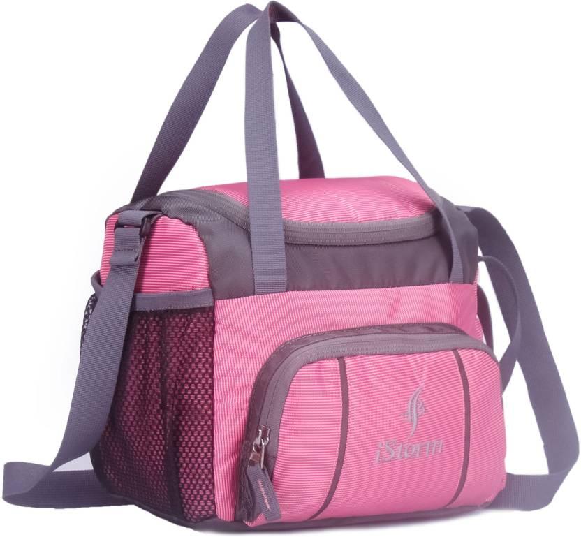 Istorm E Pink Lunch Bag Waterproof