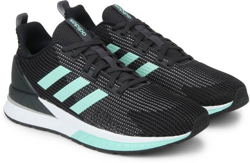 24d79baf7df9ad ADIDAS QUESTAR TND W Running Shoes For Women - Buy CARBON CLAQUA ...