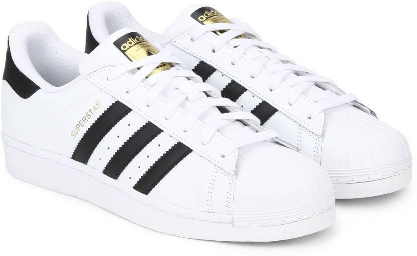 261c00e28ca2 ADIDAS ORIGINALS SUPERSTAR W Sneakers For Women - Buy FTWWHT CBLACK ...
