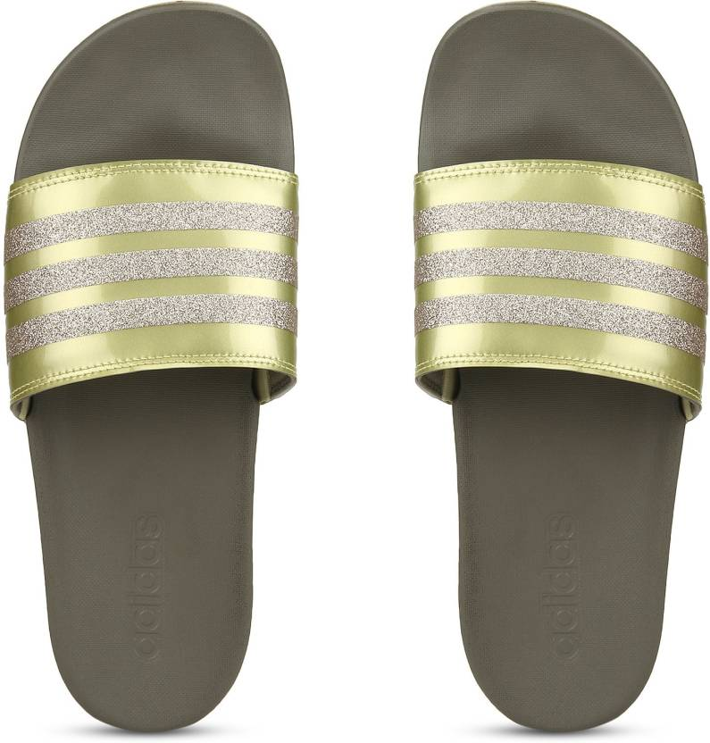 ADIDAS ADILETTE COMFORT Slides - Buy RAWGOL TRACAR RAWGOL Color ADIDAS  ADILETTE COMFORT Slides Online at Best Price - Shop Online for Footwears in  India ... 2c9989993