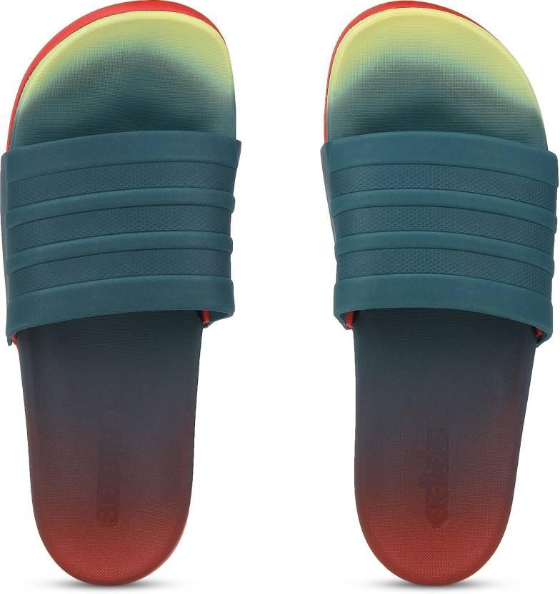 best sneakers 4af9b c8360 ADIDAS ADILETTE CF+ FADE W Slides - Buy SEFRYEREATEAHIRERE Color ADIDAS  ADILETTE CF+ FADE W Slides Online at Best Price - Shop Online for Footwears  in ...