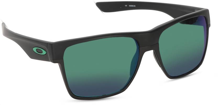 a3ca8335ddb Buy Oakley TWOFACE XL Round Sunglass For Men Online   Best Prices in India