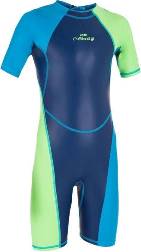 a58a1f8637 NABAIJI by Decathlon Thermal Kloupi Solid Boys Swimsuit - Buy NABAIJI by  Decathlon Thermal Kloupi Solid Boys Swimsuit Online at Best Prices in India  ...
