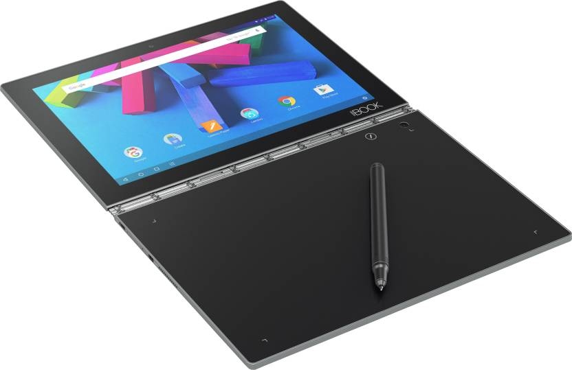 Lenovo Yoga Book 64 GB 10.1 inch with Wi-Fi+4G Tablet (Gunmetal Grey)