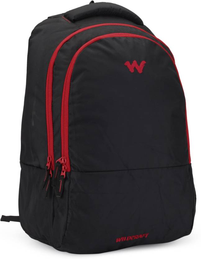 Wildcraft Axis Plus Rc 25 L Backpack Black Price In India