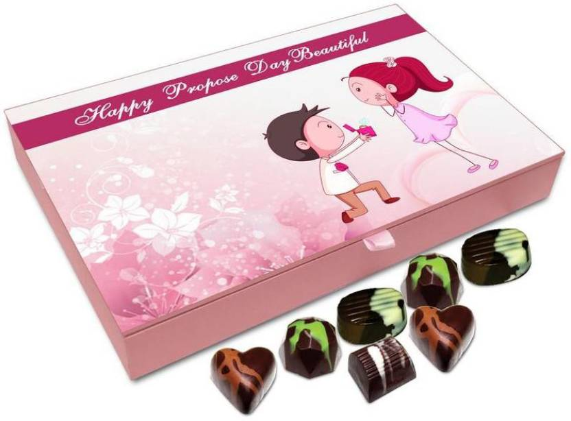 Chocholik Propose Day Gift Box Happy Propose Day Beautiful