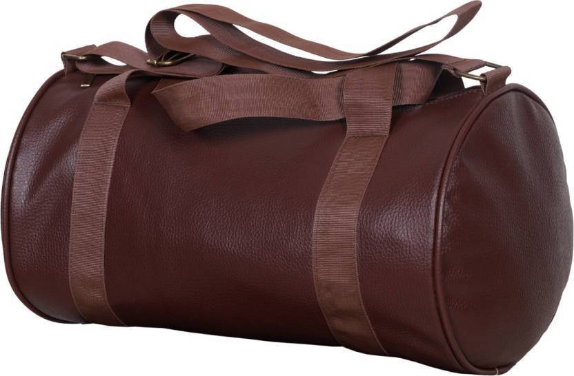a42bb5b7b58f Hyper Adam AN-95 Antique Leather Look Trendy Gym Bag
