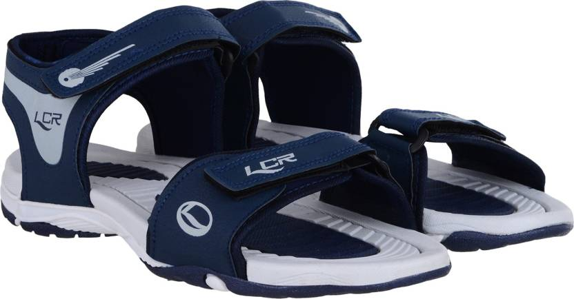 b136885adacd Lancer Men Grey Sports Sandals - Buy Lancer Men Grey Sports Sandals Online  at Best Price - Shop Online for Footwears in India
