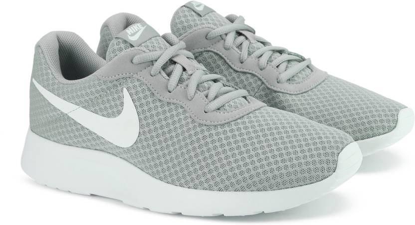 2ab7901a4 Nike TANJUN Sneakers For Men - Buy WOLF GREY WHITE Color Nike TANJUN ...