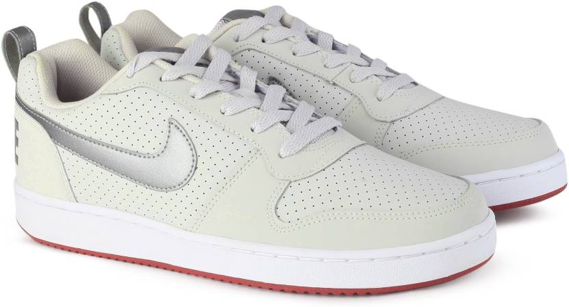 Nike COURT BOROUGH LOW Sneakers For Men Buy VAST GREY/MTLC COOL