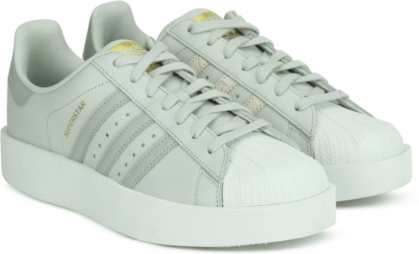 ADIDAS ORIGINALS SUPERSTAR BOLD W Sneakers For Women - Buy GREONE ... 4ada021d7