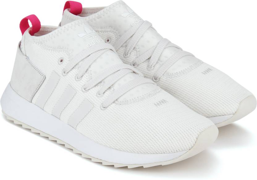 71783275127b57 ADIDAS ORIGINALS FLB MID W Sneakers For Women - Buy CRYWHT CRYWHT ...