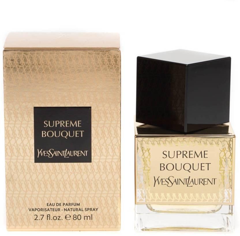 83ed0e4c6ecb Yves Saint Laurent SUPREME BOUQUET Eau de Parfum - 80 ml (For Men & Women)