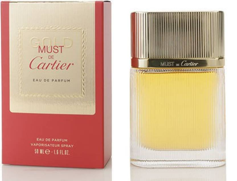 Buy Cartier Gold Eau De Parfum 50 Ml Online In India Flipkartcom