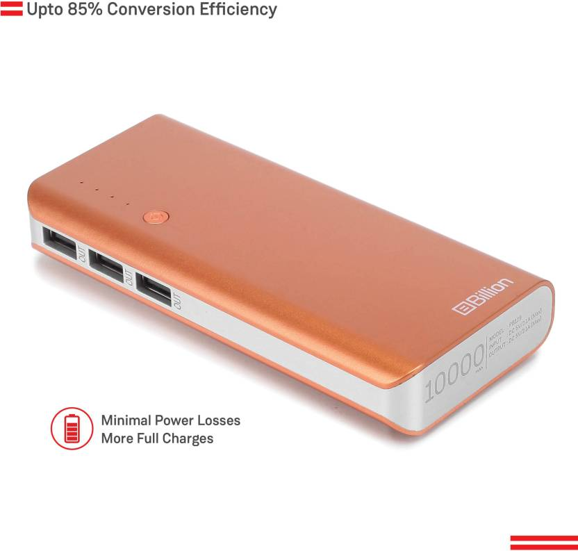 Billion PB129 RapidCharge 10000 mAh Power Bank