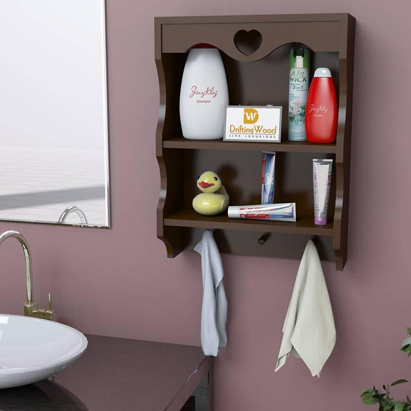 Driftingwood Bathroom Mounted Rack