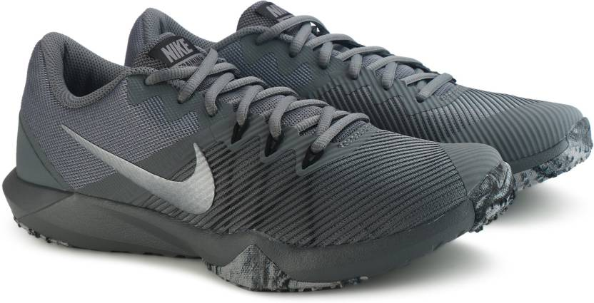 b2f1fd9aca69f6 Nike RETALIATION TR Training Shoes For Men - Buy COOL GREY MTLC COOL ...