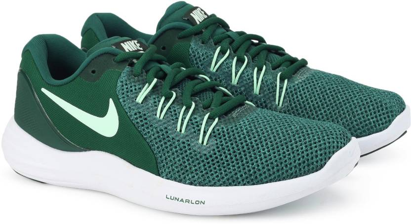 Nike WMNS NIKE LUNAR APPARENT Running Shoes For Women - Buy GREEN ... d9644ec75