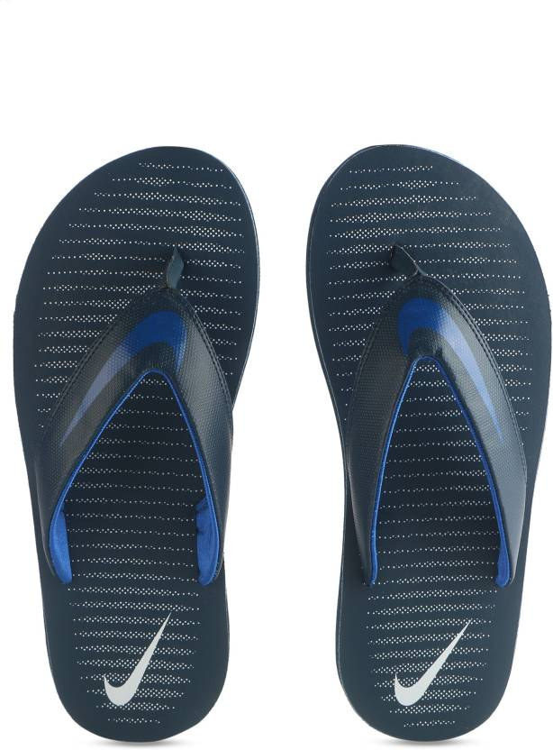 80d92c5ef Nike CHROMA THONG 5 Slippers - Buy ARMORY NAVY BLUE JAY-BLUE TINT Color Nike  CHROMA THONG 5 Slippers Online at Best Price - Shop Online for Footwears in  ...