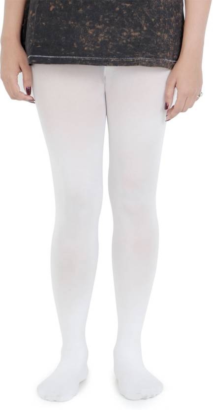 9d849e2479101 Bonjour Solid Baby Girl's White Tights - Buy Bonjour Solid Baby Girl's White  Tights Online at Best Prices in India | Flipkart.com