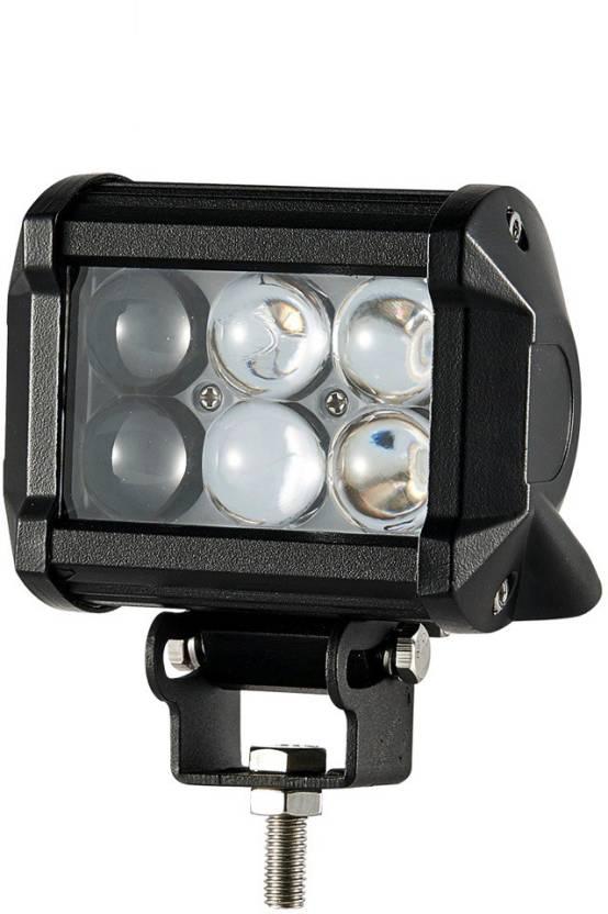 Tnl 18 Watt 4d Fish Eye Led 4 Inch 12 Volt Led Light For