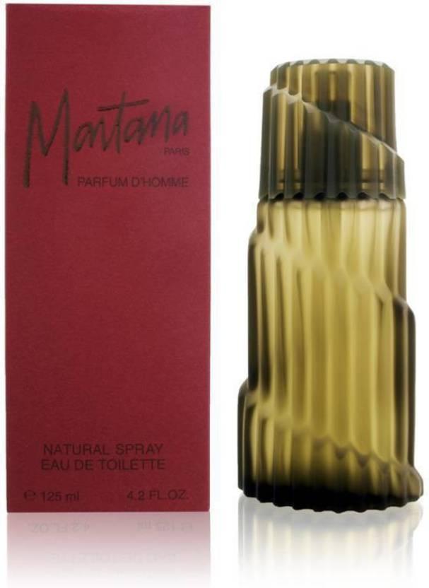 Buy Parfum D'homme Toilette De Ml 125 Montana Eau Claude yg76bYf