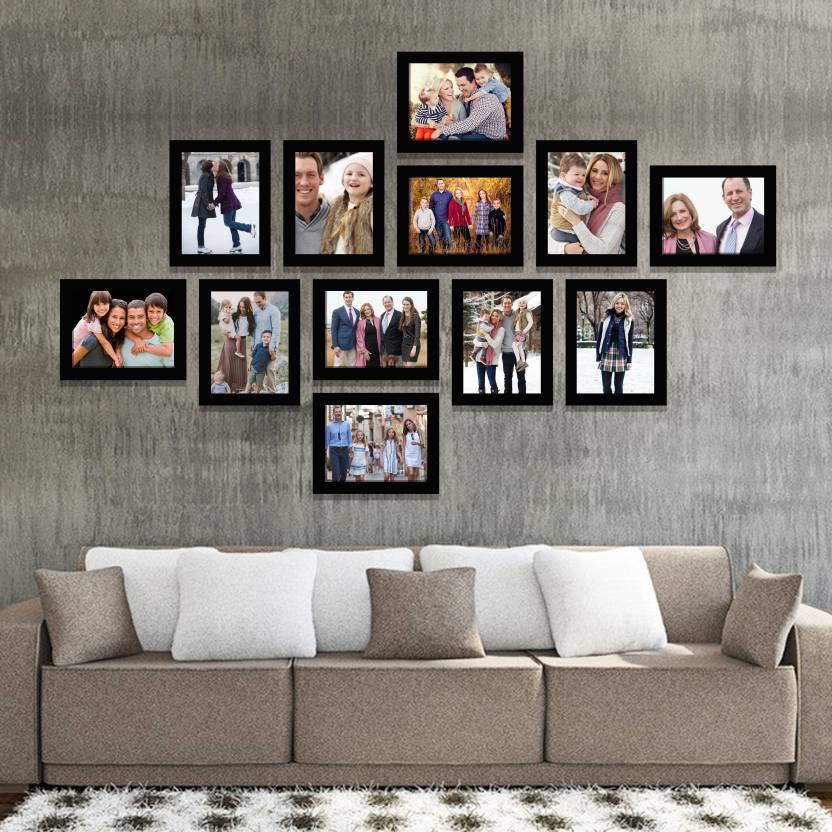 IMAGINATIONS IM-PFC86S-ST12D202 8 Wall Collage Photo Frames ...