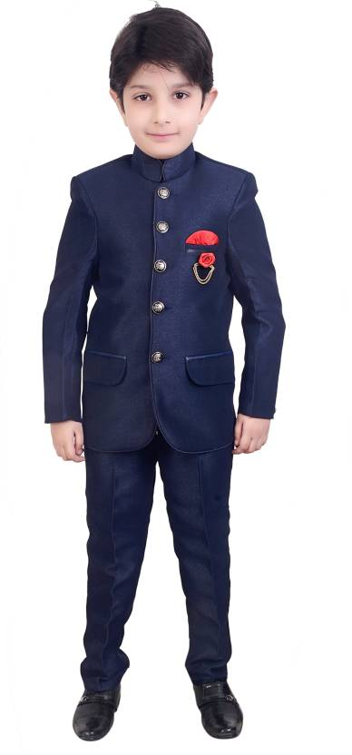 55d4eed29 Arshia Fashions Boys Coat Suit Solid Boy s Suit - Buy Arshia ...