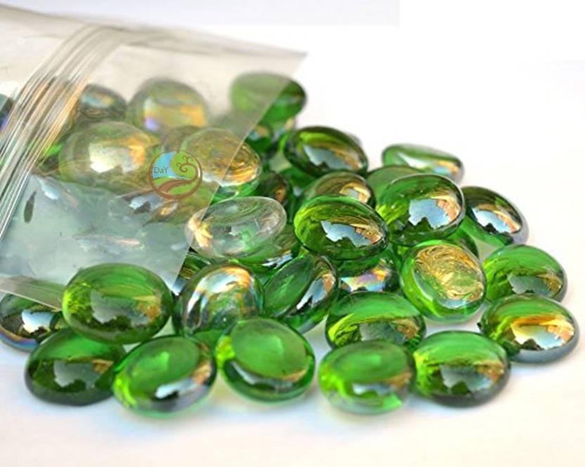Day Green Pebbles Vase Filler Price In India Buy Day Green Pebbles