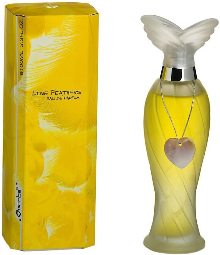 Buy Omerta Love Feathers Eau de Parfum - 100 ml Online In