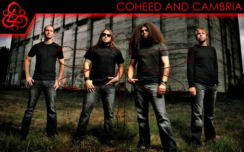 PL Music Coheed And Cambria Band (Music) United States Wall
