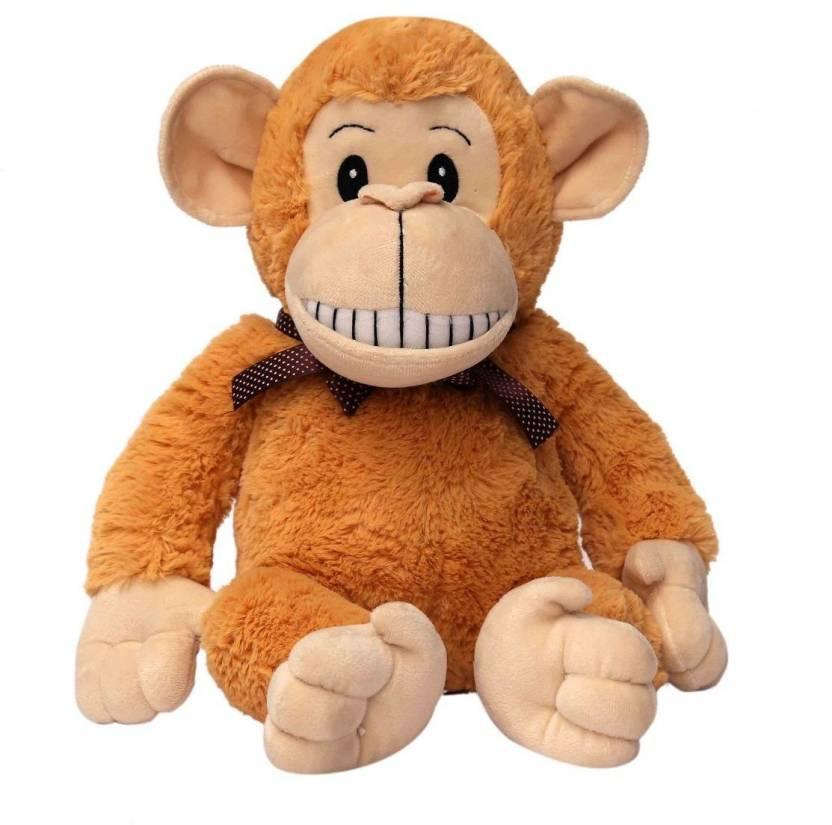 Toynjoy Cute Plush Monkey Stuffed Toy 38 Cm Cute Plush Monkey