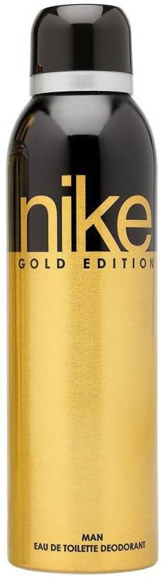 Nike Gold Edition Deodorant Spray - For Women - Price in India b54491a3c92c