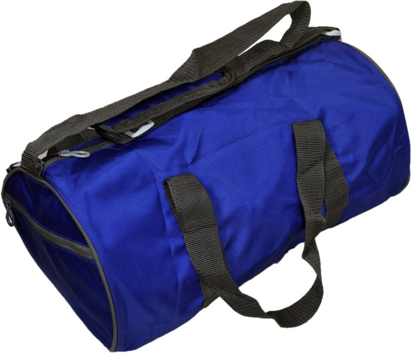 5082b9c072 UDAK Gym Bag Gym Bag Blue - Price in India