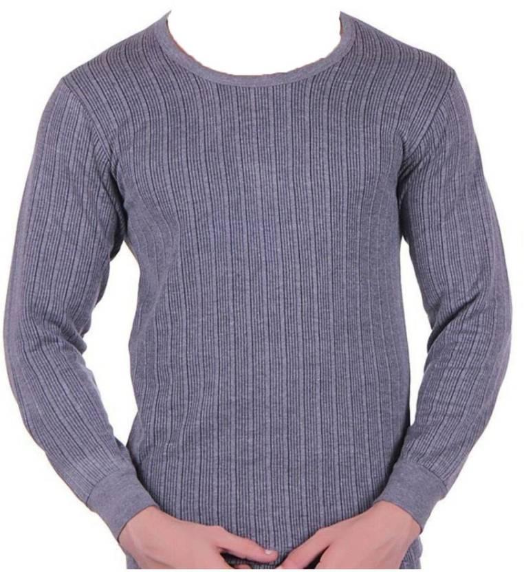 d04bda78afc Shopping Store Winters Woolen Thermal Wear Only Top Full Sleeve For Men    Boys Body Warmer  Winter Innerwear Men s Top - Buy Shopping Store Winters  Woolen ...