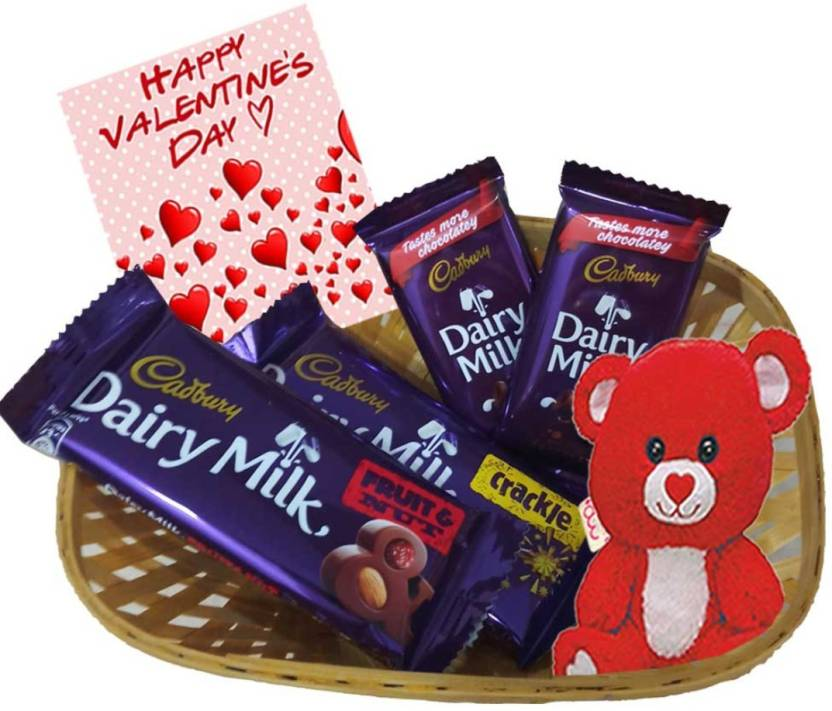 Maalpani Chocolate Gift Hamper 2018 Valentine Day Chocolate Basket
