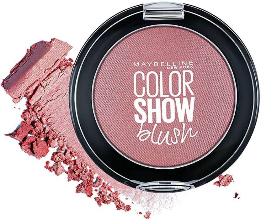 4e4c995b6 Maybelline Color Show Blush