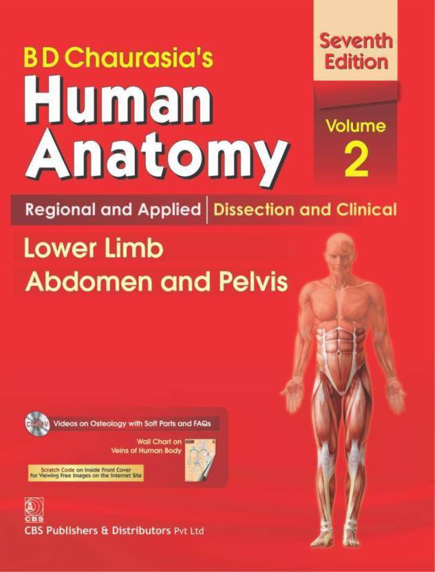 Bdaurasias Human Anatomy Regional Applied Dissection And