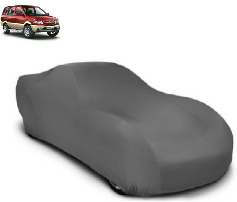 Hd Eagle Car Cover For Chevrolet Tavera Price In India Buy Hd