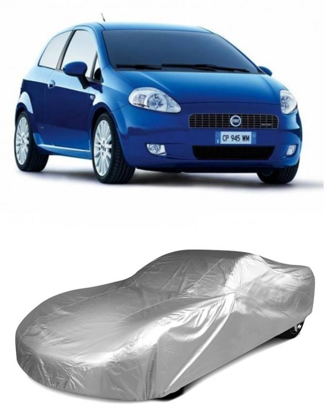 Java Tech Car Cover For Fiat Grand Punto (With Mirror
