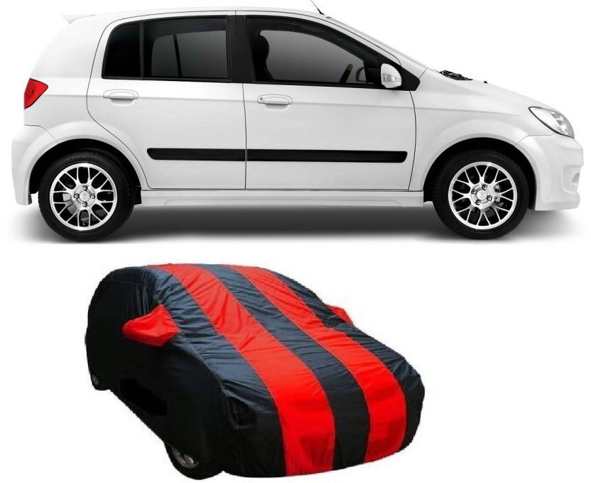 Toy Ville Car Cover For Hyundai Getz With Mirror Pockets Price In