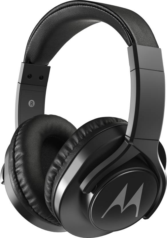 dedde862e24 Motorola Pulse 3 Max Wired Headset with Mic Price in India - Buy ...