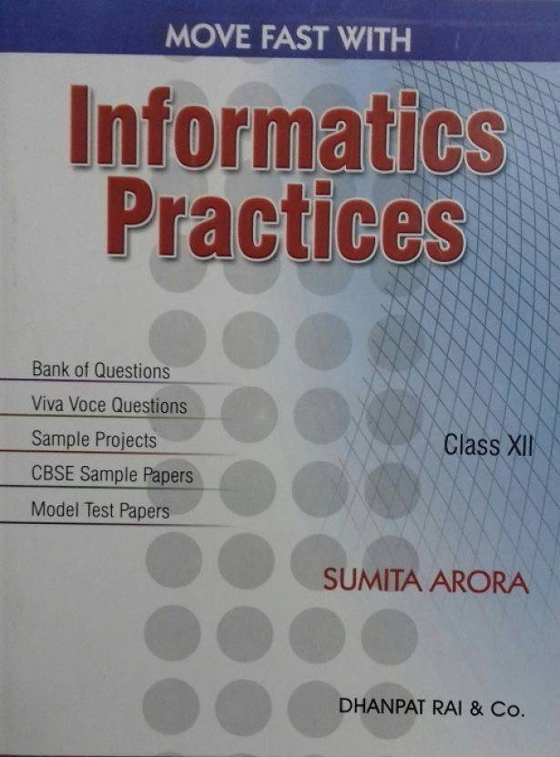 move fast with informatics practices a textbook class 12 buy