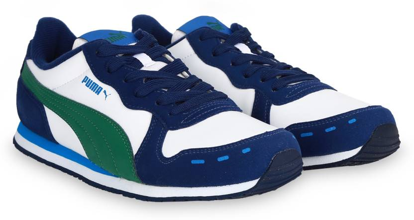 afbd3412ced3 Puma Cabana Racer SL JR IDP Running Shoes For Women - Buy White ...