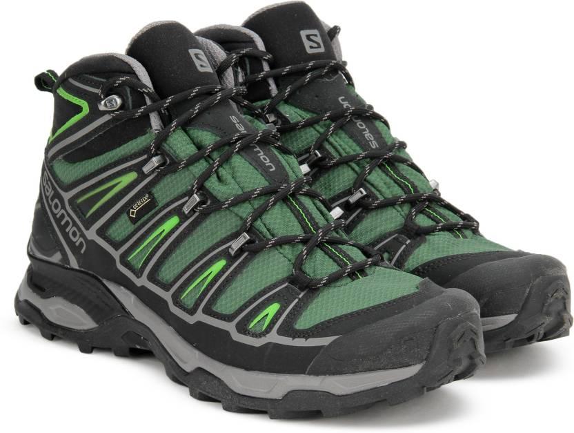 2c3624b4e7c Salomon X Ultra Mid 2 GTX Hiking   Trekking Shoes For Men - Buy ...